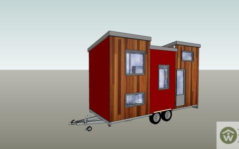 Tiny House 2 chambre