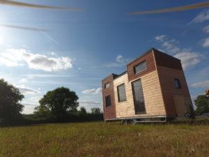 Tiny house a Jonzac en Nouvelle aquitaine Poitou Charente par West wood Tiny proche de sainte (1)